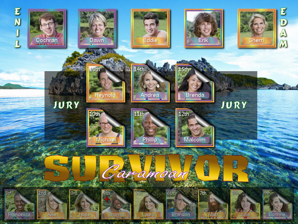 Survivor Fantasy League